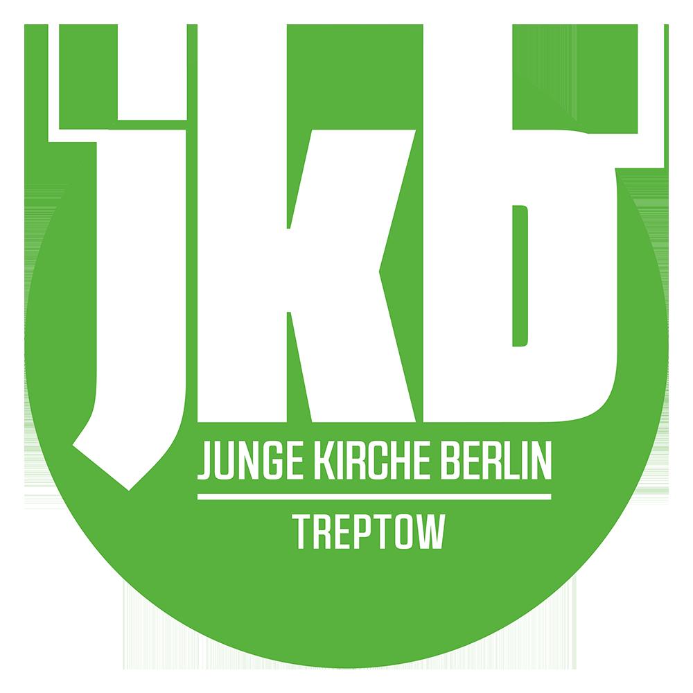 Logo der Jungen Kirche Berlin Treptow.